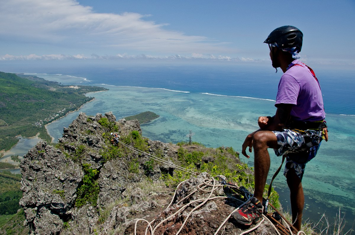 île maurice, le morne