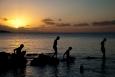 île maurice, grand baie