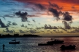 île maurice, trou aux biches