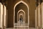 la gde mosquée de Mascate